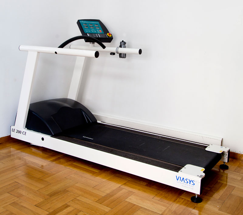 Exercise Testing Treadmill