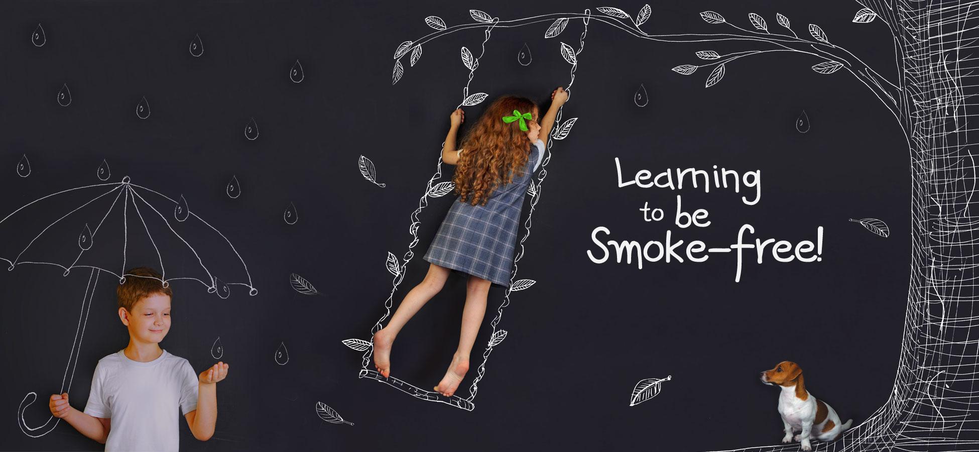 research lab smoke free greece campaign